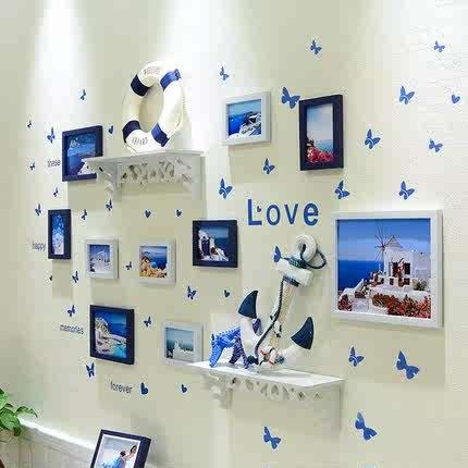创意奶茶店墙面小装饰品寝室房间卧室内房屋宿舍墙上墙壁挂件挂饰