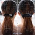 发夹子百搭女发卡马尾夹弹簧夹后脑勺一字夹子韩国发饰顶夹女头饰
