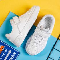 新款儿童中大童复古洋气韩版休闲鞋2020小贝潮品男童运动鞋子秋装