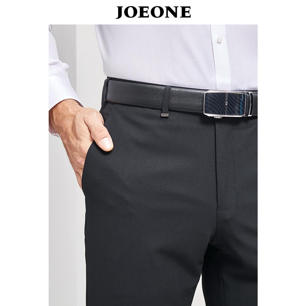 九牧王男装商务西裤