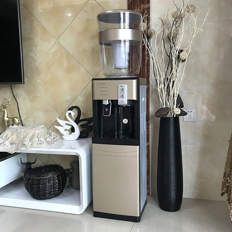 立式冰温热净水桶家用过滤桶饮水机(非品牌)