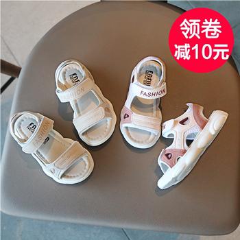2019夏季新款凉鞋学生韩版男童鞋