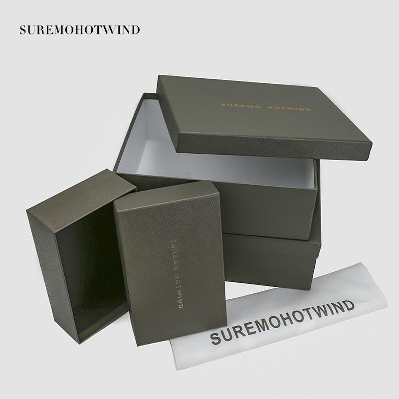 素陌热风高端包装盒礼品盒单拍不发货SUREMOHOTWIND