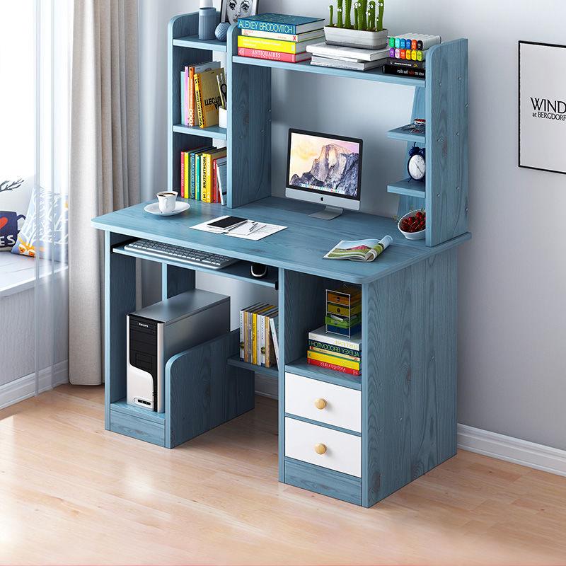 工作台书房木质办公室原木桌椅实木办公桌ins桌子老板桌多功能大