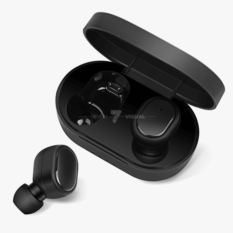 3D drawing rendering Bluetooth headset product shooting Amazon main picture refined shooting e-commerce digital rendering 15