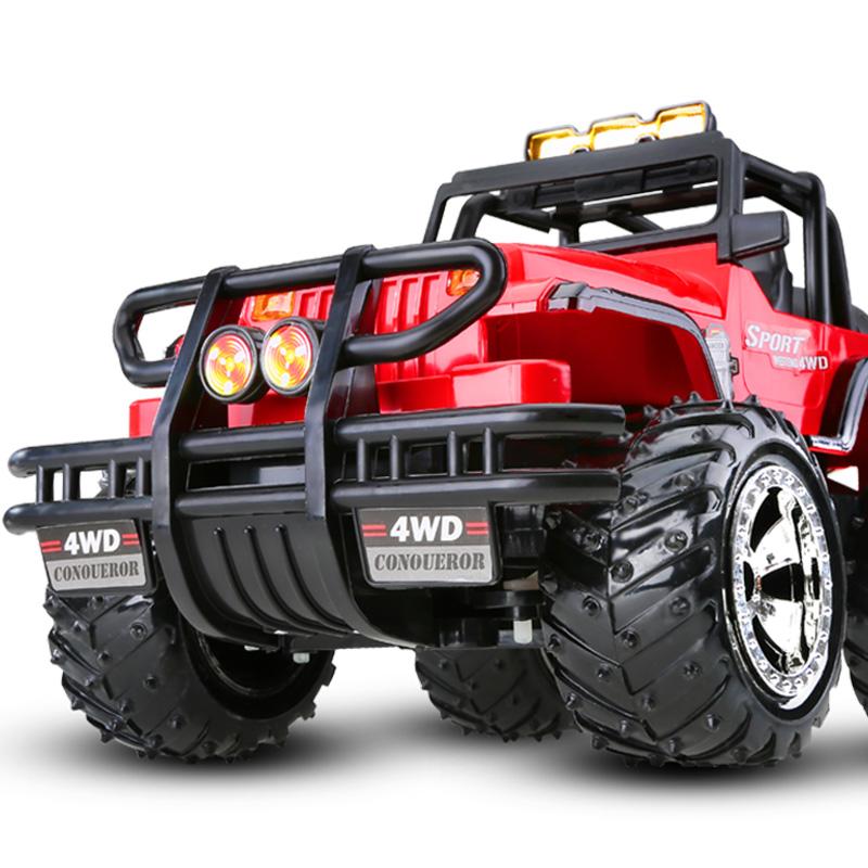 超大遙控車充電兒童玩具車遙控汽車越野車防撞耐摔男孩玩具車賽車