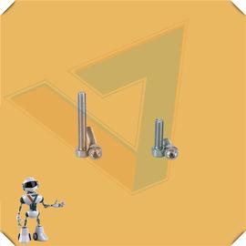 工业铝型材专用圆柱头螺栓级高强度合金钢