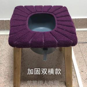 简易凳子老人坐便器椅子木制残疾便携大便洗澡老年蹲便器孕妇轻便