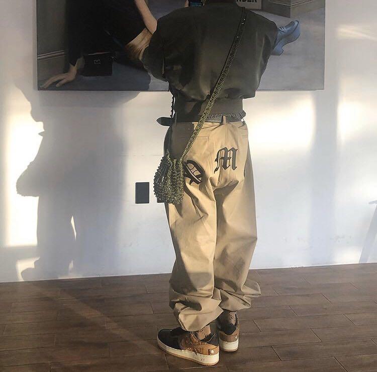 peaceminusone工装裤 work pants