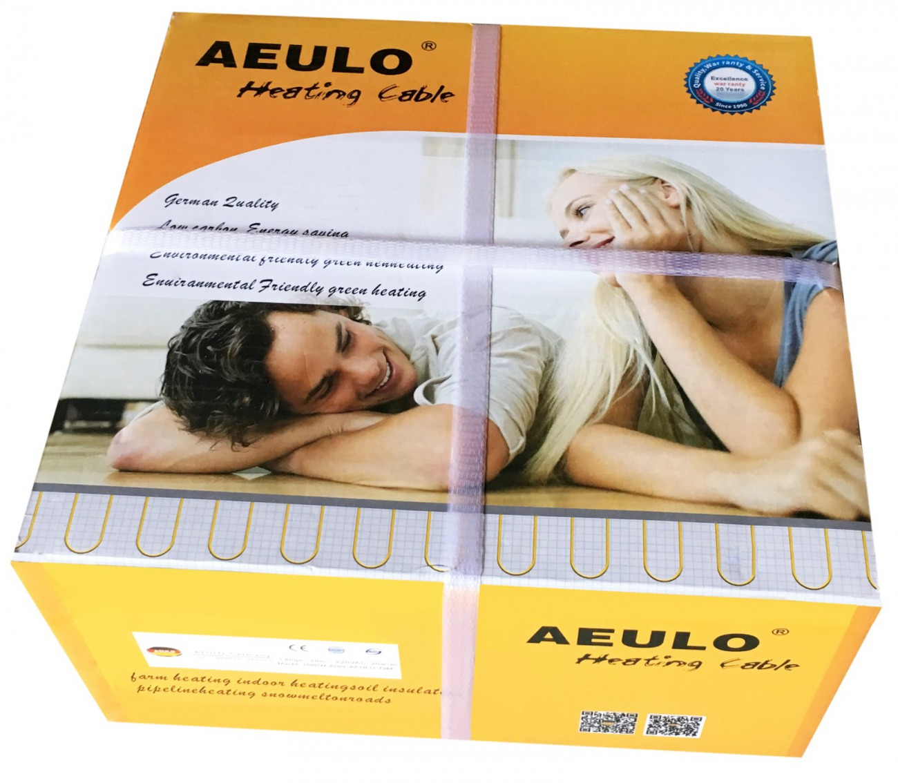 German Evo heating cable aeulo heating cable heating cable heating cable