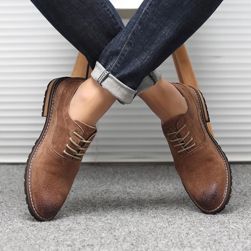 马丁靴男夏季做工如何
