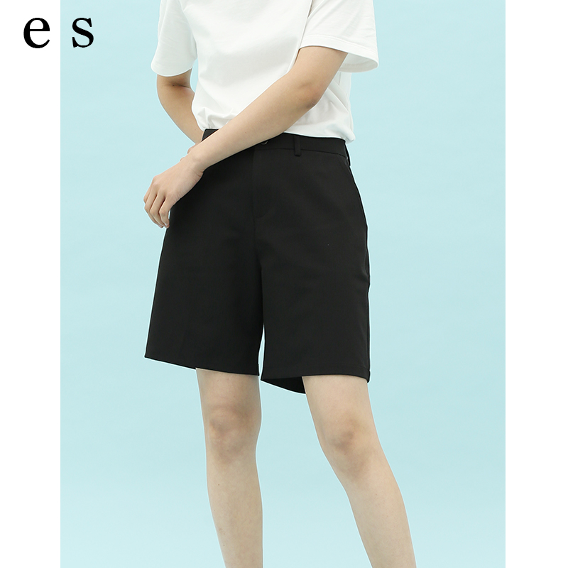 eightsense女子力春夏百慕大中短裤12-02新券