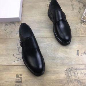 撤柜特价清仓娜 百丽男鞋商务正装男士皮鞋全新英伦舒适牛皮鞋潮