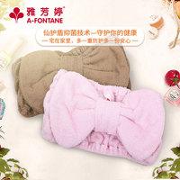 香港雅芳婷抑菌系列 發箍女寬 頭飾蝴蝶結 簡約彈性佳 洗澡頭發箍