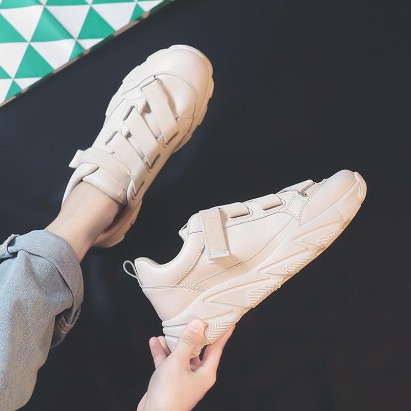老爹鞋女鞋子ins潮2019新款秋季秋鞋小白鞋秋款学生百搭运动潮鞋(用113元券)