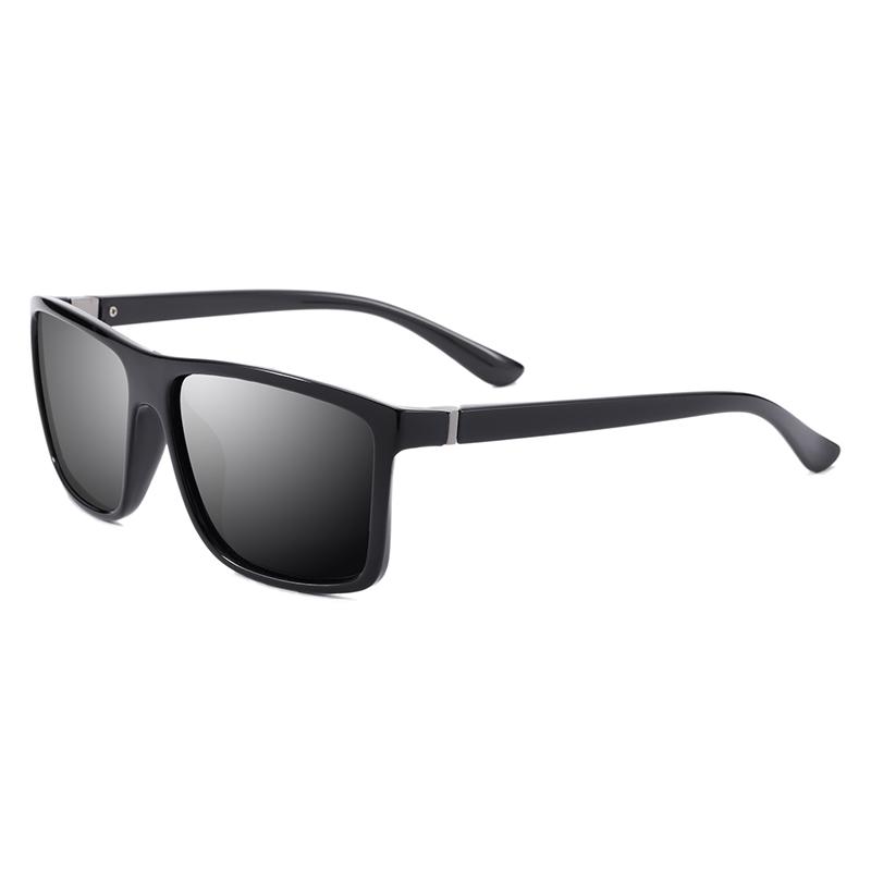 2020新款复古墨镜男士潮人偏光镜男驾驶开车个性太阳镜男司机眼镜