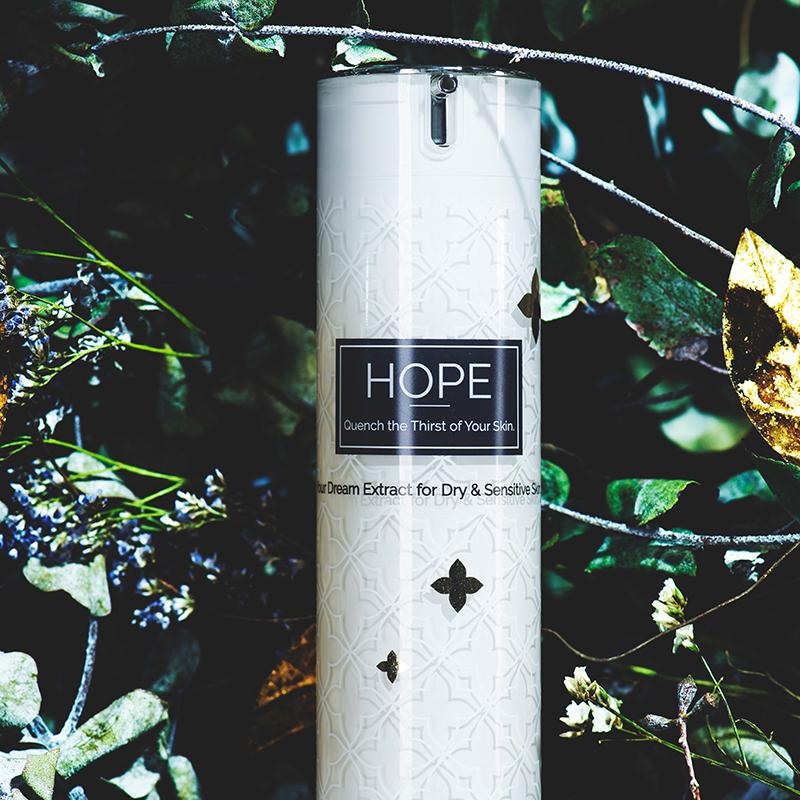 ホープホワイトボトルホホホバオイル純植物顔面ケアマッサージオイルは化粧を落として潤いを与えます。