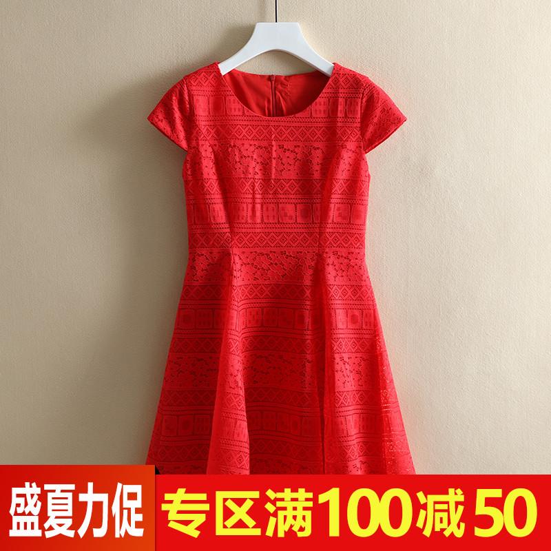 【魔系列】连衣裙007特卖女装品牌折扣店气质潮流温柔时尚清新