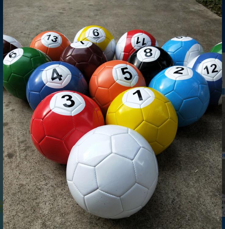 包邮2 3 4 5号pusnookball台球