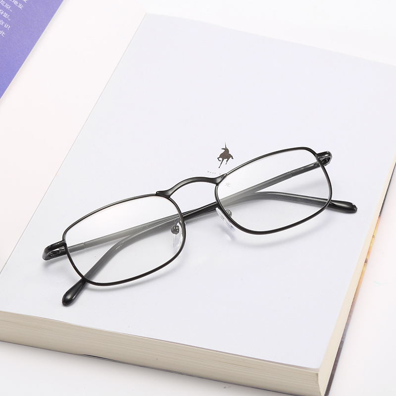 New mens and womens high-grade presbyopia glasses full frame ultra light old age glasses fashion anti fatigue reading presbyopia