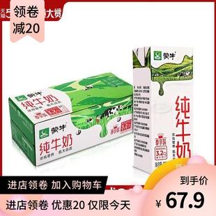 网红200ml*24礼盒尊享装纯牛奶