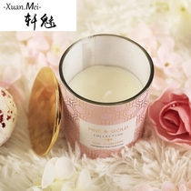 Xuan Phantom geometric aromatherapy candle purifying air smokeless incense incense Aromatherapy Bedroom Fragrance Essential oil incense Candle Romance
