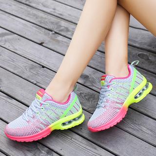 恩施耐克正品牌春秋季女鞋气垫运动鞋网面透气软底跑步鞋女休