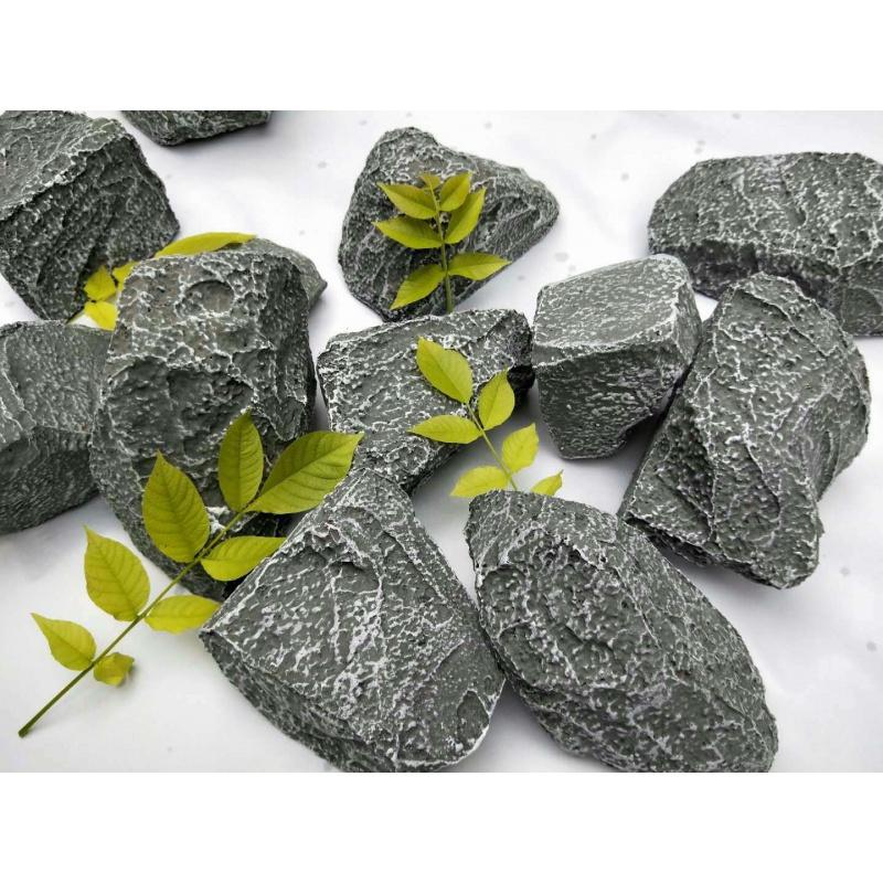 橱窗装饰实景影楼摄影道具拍照舞台假石头仿真高密度泡沫石