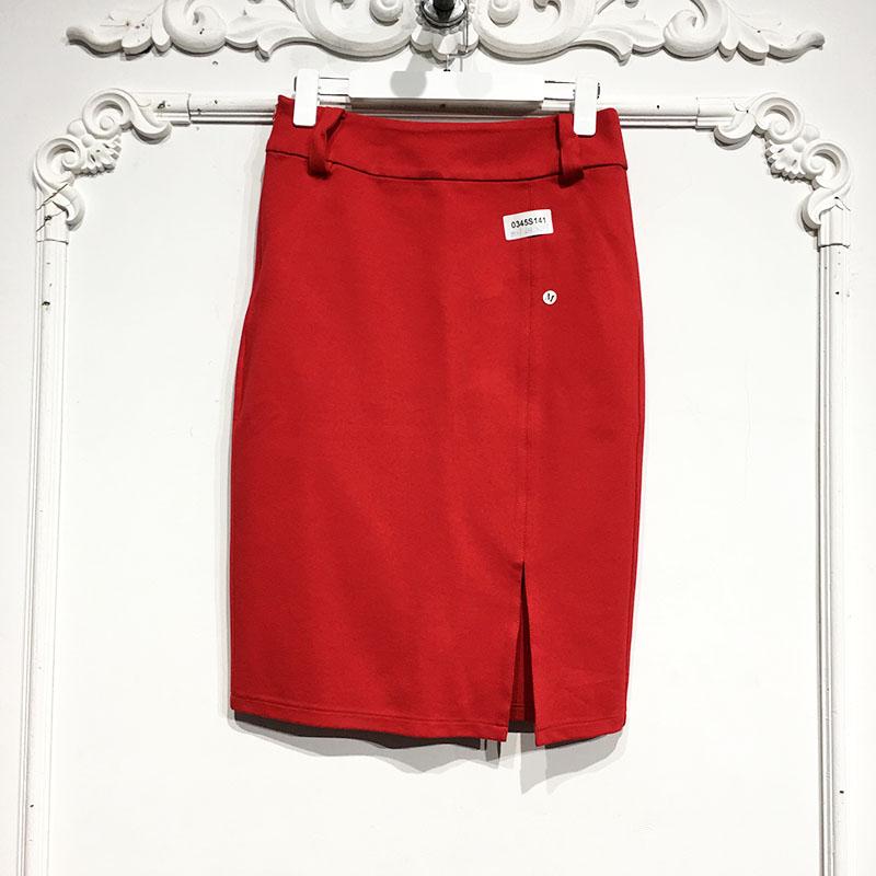 芮系列*专柜撤柜 0345S141 时尚半身裙专柜品牌女装折扣