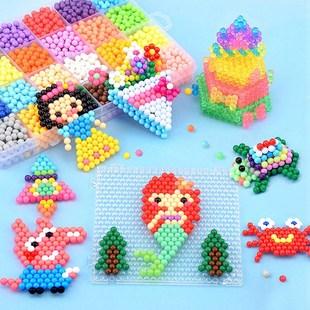 神奇水雾魔法珠手工制作儿童玩具