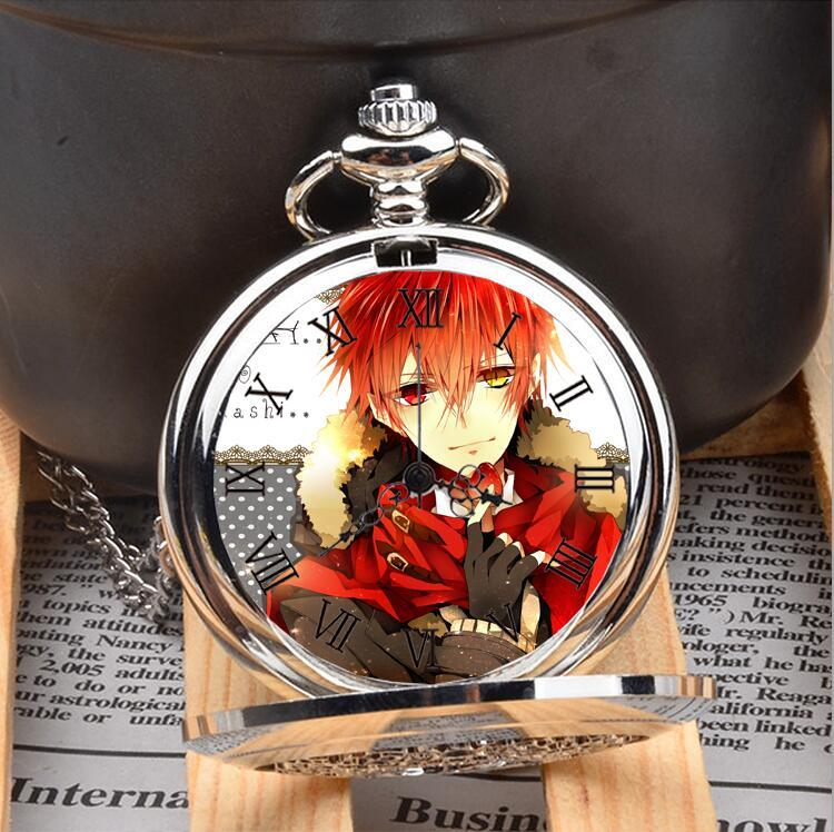 Sunspots basketball chisi Zhengshilang alarm clock pocket watch animation surrounding two-dimensional cos birthday gift