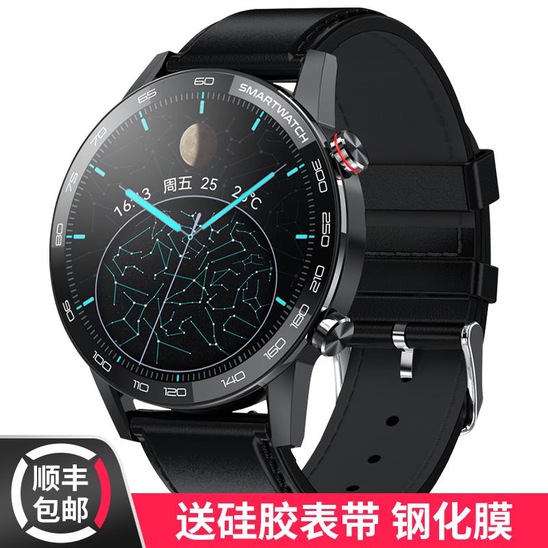 华为手机通用GT2Pro智能手表可接打电话苹果蓝牙智能手环太空人电子表多