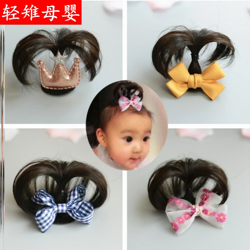 Ancient hair ornaments Chinese New Year lovely children long baby hairpin baby hairpin less hairpin hair trend