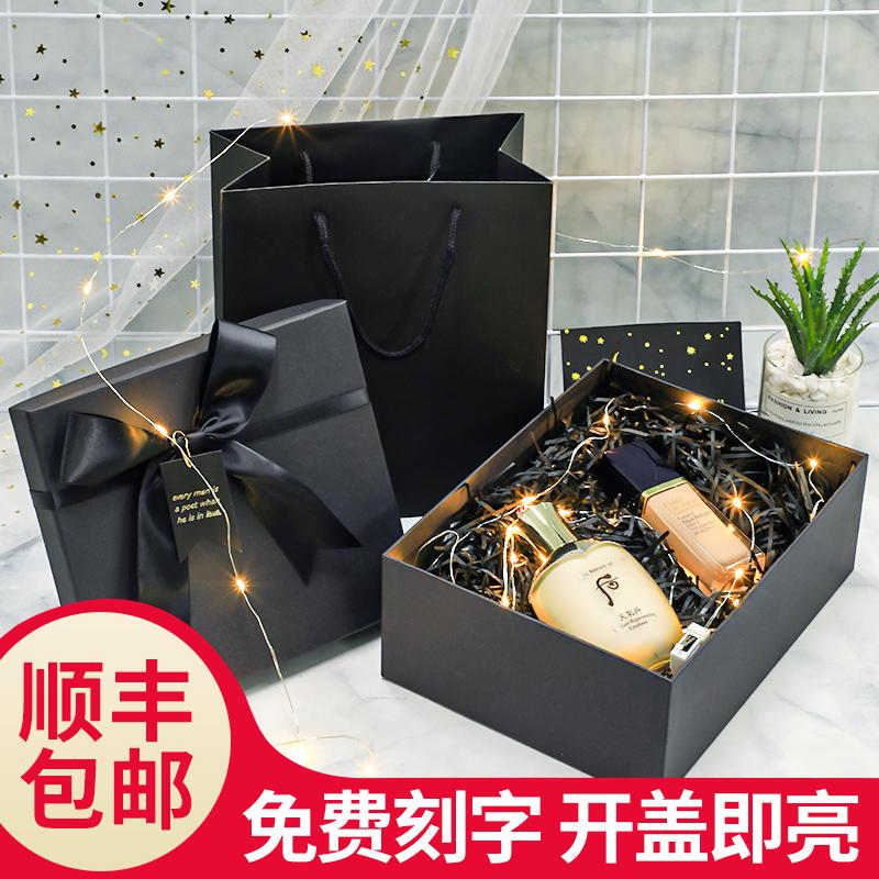 如何挑选一个适合包装礼物的礼物盒!