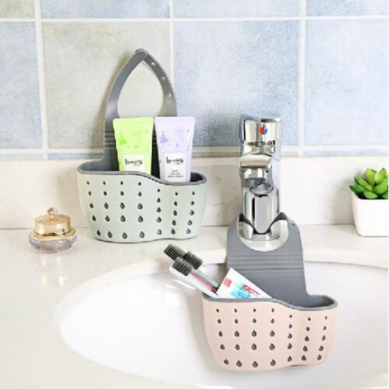 Creative home, bathroom, kitchen utensils, small department stores, large complete shelf, household sink, storage artifact bag
