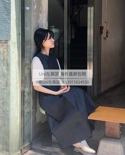 英國代購直郵COS SLEEVELESS SCUBA無袖連衣裙0819153001 X