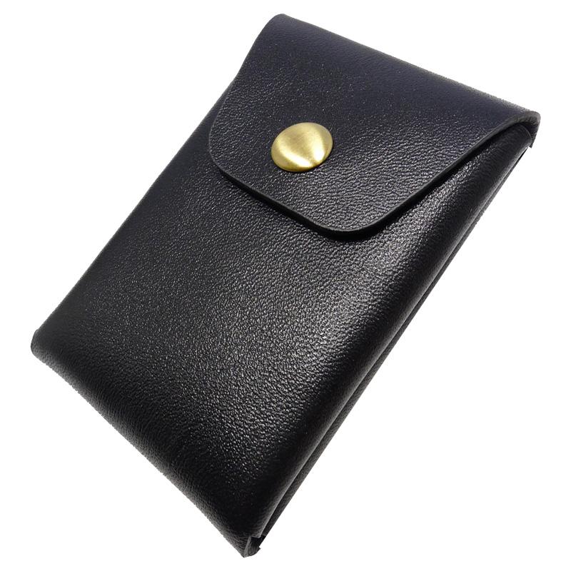 满25.50元可用1元优惠券超薄迷你小腰包挂腰穿皮带驾驶证皮套钱包卡包钥匙包烟盒真皮6065