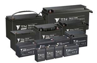 天能蓄电池6-EVF-100稀土硅胶免维护储能蓄电池12V100AH洗地机用