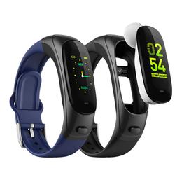 智能手环蓝牙耳机二合一可通话心率监测分离式多功能可接电话手表运动计步器男女oppo苹果vivo小米4华为荣耀图片