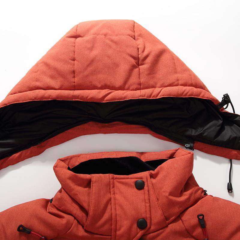 Off season clearance of Nian Jeep mens new outdoor down jacket