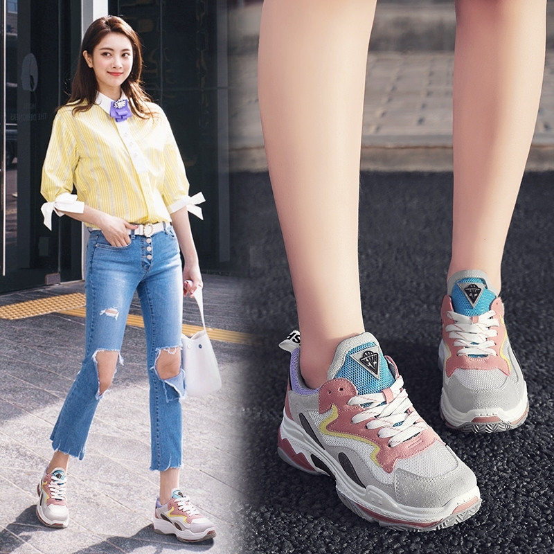 小个子女生穿连体阔腿裤搭什么鞋子:阔腿裤配的鞋子