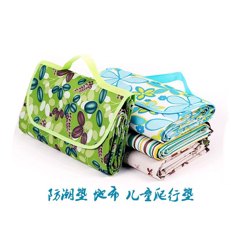 Пикник подушка влага уплотнённая ткань оксфорд коврик газон подушка портативный пикник ткань коврики на открытом воздухе статьи