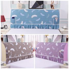 床头罩床头套靠垫床头罩布艺床靠背防尘罩1.2米1.8m床1.5床头套图片