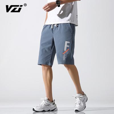 短裤子男士夏天运动休闲五分裤夏季韩版5分7七分宽松潮流沙滩卫裤