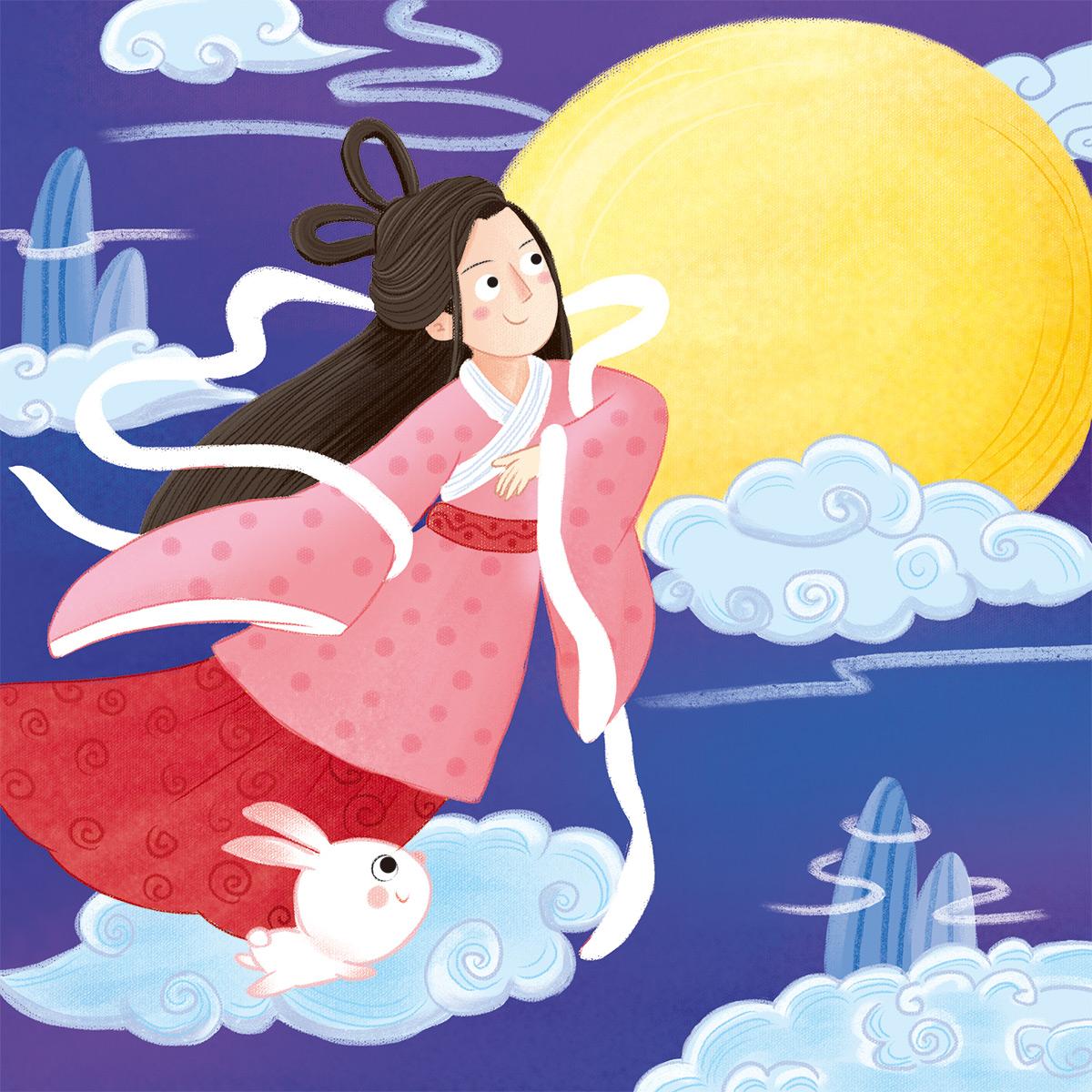 中国古典神話伝説(上)非実体書天猫精選内容【天猫精灵有声内容】