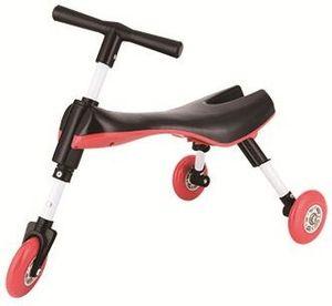 折叠螳螂车婴幼儿童扭扭车宝宝三轮车踏行车溜溜车滑行学步平衡车