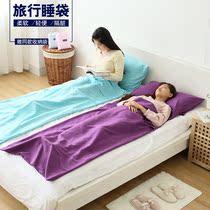 旅行睡袋大人双人单人便携式室内单人宾馆旅游超轻隔脏卫生床单