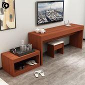 家用电视柜酒店宾馆专用简约现代客房床客厅柜家具挂衣创意成套。