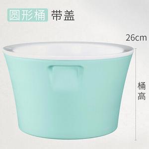 生活家用电器泡脚盆塑料保温泡脚桶足浴盆按摩神器家用加厚脚盆洗