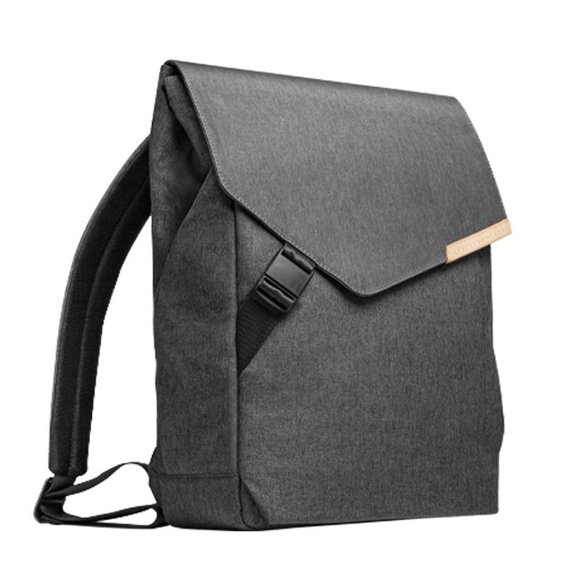 黑市精选|美国NIID双肩背包G2翻盖折叠通勤防水13寸15电脑书包